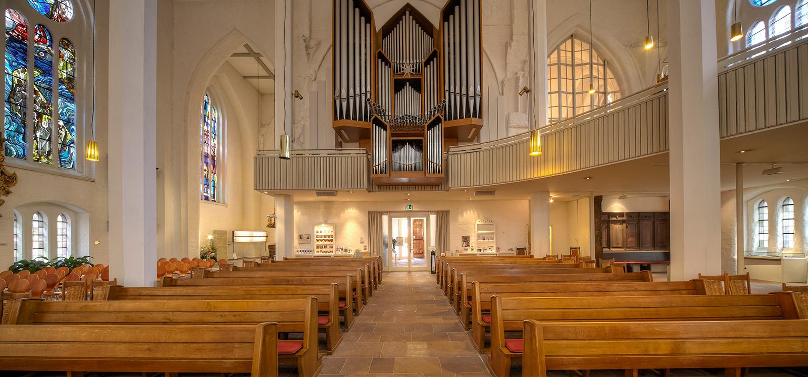 Offene Kirche Sankt Nikolai Zu Kiel
